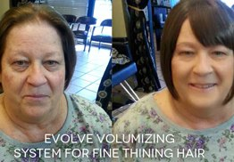 Evolve Volumizing System for Fine, Thining hair