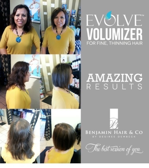 Hair Evolve Volumizer for Fine, Thinning in San Antonio